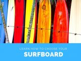 learn 5 tips to choose your beginner surfboard