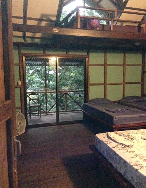 Backpackers dorm in Montezuma Hotel for sale