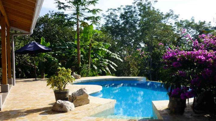 Montezuma Ocean View Villa for Sale