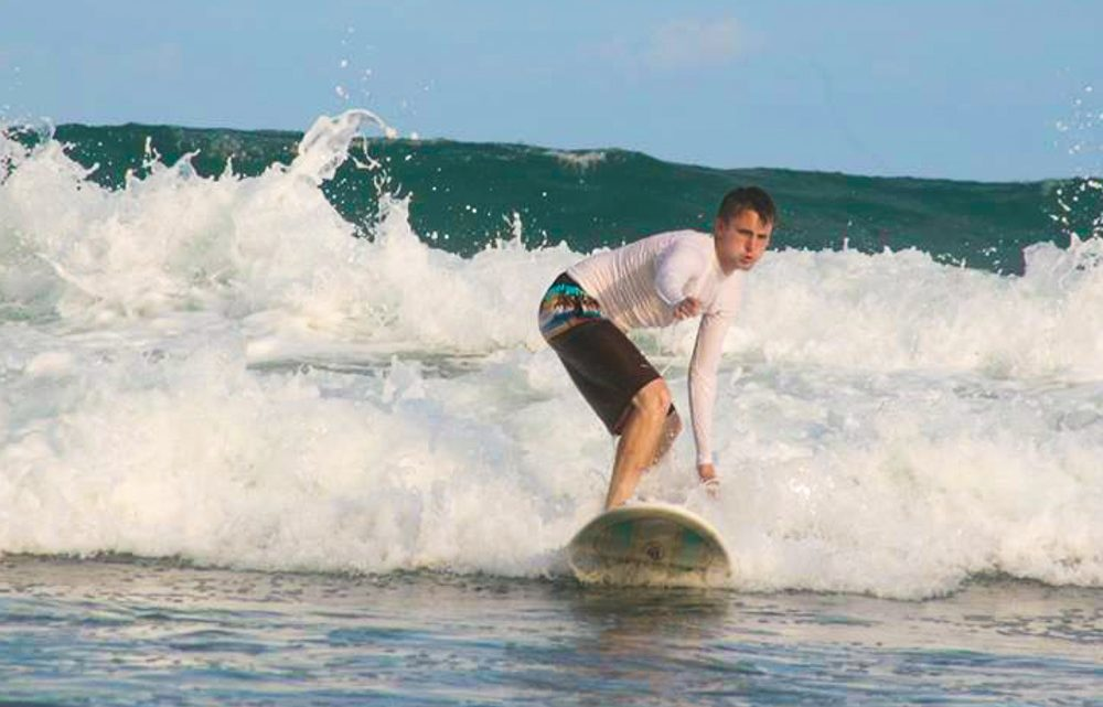 Learn to surf like a pro in Montezuma best surf school in Costa Rica