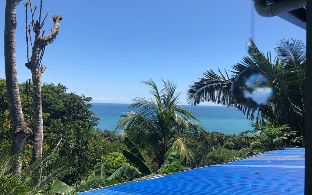 Montezuma ocean view commercial property for sale