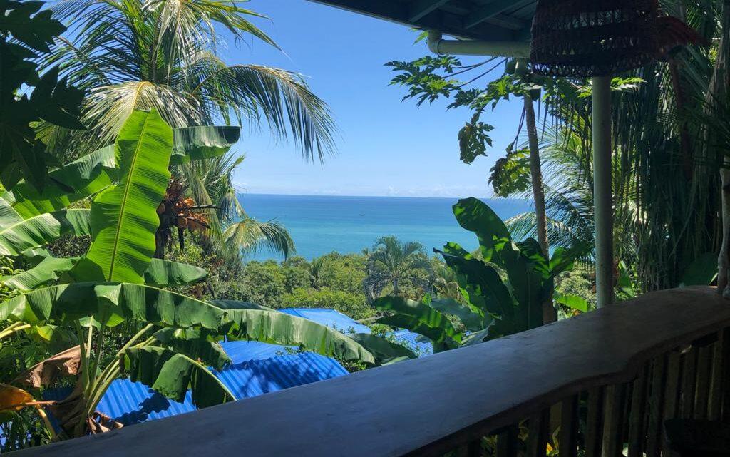Ocean view property for sale in Montezuma