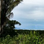 Property for sale in Cabuya Costa Rica with great ocean view and view to Cabuya Island