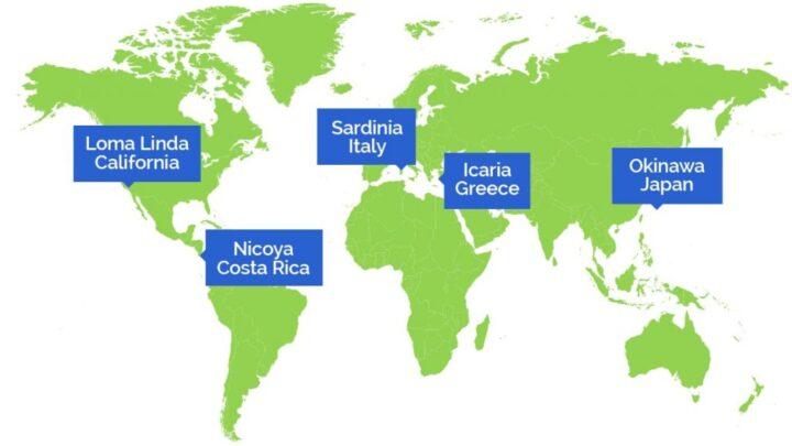 Nicoya Costa Rica's Blue Zone