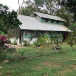 Land with house for sale in Costa Rica near the sea