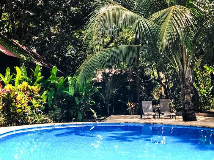 Several unit hotel for sale in Montezuma Costa Rica