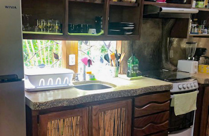 Comoda casa familiar a la venta en Montezuma Costa Rica