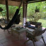 Lounge area in Cabuya Costa Rica Real Estate