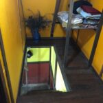 Stairs in Cabuya Costa Rica Real Estate